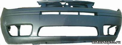 Бампер передний Fiat Albea 735408853 или 735408852