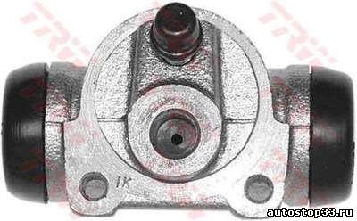 Цилиндр тормозной задний Fiat Albea 7757604, 71737950