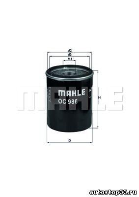 Фильтр масляный Fiat Albea 46544820