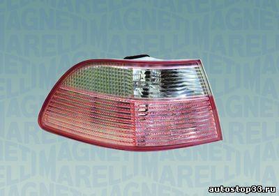 Фонарь задний правый наружный (на крыло) Fiat Albea 51737721