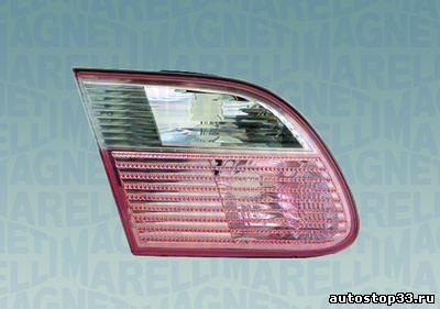 Фонарь задний правый внутренний (в крышке багажника) Fiat Albea 51737723