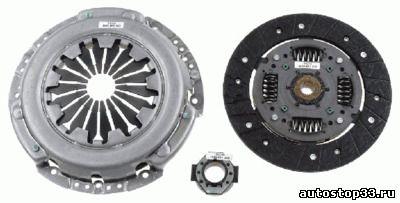 Комплект сцепления Fiat Albea 71741508, 71752234