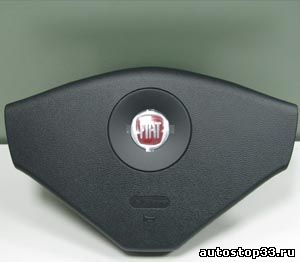 Подушка безопасности водителя Fiat Albea 100174790
