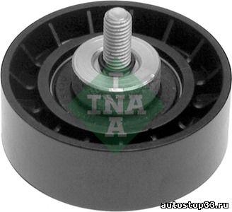 Ролик обводной ремня генератора (с кондиционером) Fiat Albea 55204392, 46756937