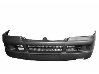 Бампер передний без отверстий для ПТФ Fiat Ducato 735383178