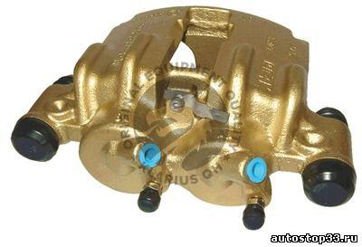Суппорт тормозной передний правый Fiat Ducato R15 без ABS 77362698, 77364455, 9949414