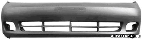 Бампер передний Chevrolet Lacetti хэтчбек 96545491