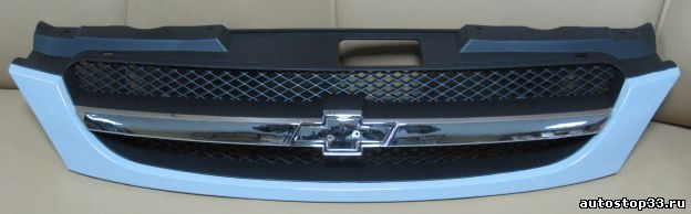 Решетка радиатора Chevrolet Lacetti хэтчбек 96547127