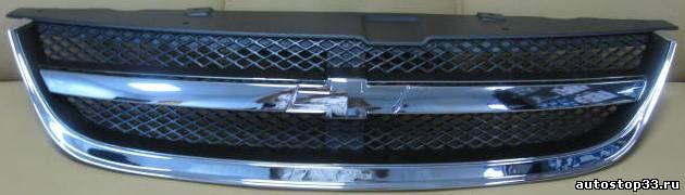 Решетка радиатора Chevrolet Lacetti седан, универсал 96547248