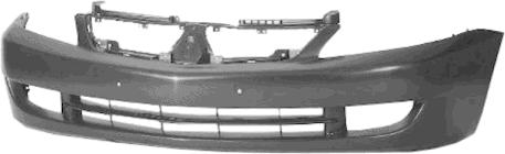 Бампер передний Мицубиси Лансер 9 6400B378WA