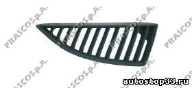 Решетка радиатора правая Mitsubishi Lancer 9 MN161116