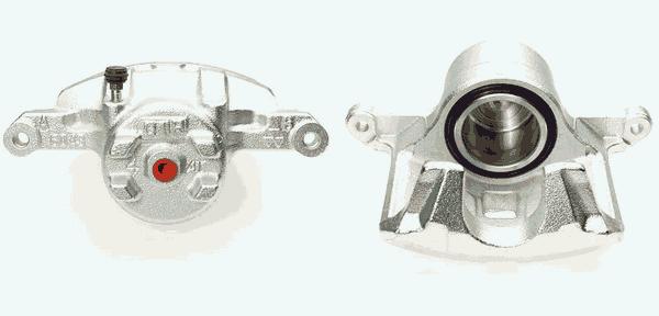 Суппорт тормозной передний правый Мицубиси Лансер 9 MR955064