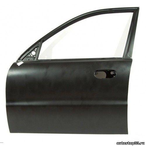 Дверь передняя левая Chevrolet Lanos 96303836, 96307283