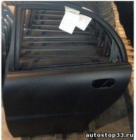 Дверь задняя левая Chevrolet Lanos 96303928