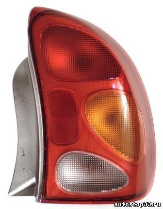Фонарь задний правый Chevrolet Lanos 96460279