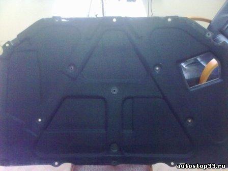 Шумоизоляция капота Chevrolet Lanos 96378317